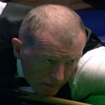 Steve Davis snooker player